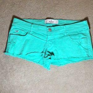 Women Hollister shorts